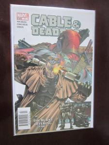 Cable and & Deadpool #7 - 8.0 - 2004