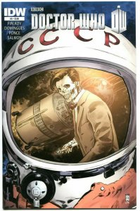 DOCTOR WHO #8, NM, Volume 3, 2012, IDW, Time Lord, Tardis, more DW in store