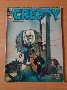 Creepy Magazine #49 ~ FINE FN ~ 1972 Warren Horror Magazine