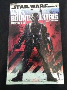 Star Wars War of the Bounty Hunters Alpha #1 Director's Cut Boba Fett New Series