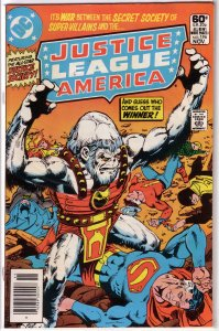 Justice League of America   vol. 1   #196 GD/VG JSA