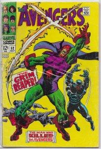 Avengers   vol. 1   # 52 FR