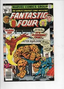 FANTASTIC FOUR #181, NM-, Annihilus, Sinnott, 1961 1977, Marvel,more FF in store