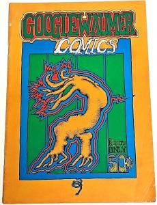 GOOGIEWAUMER COMICS#1 VG 1969 WENDEL ALLAN PUGH