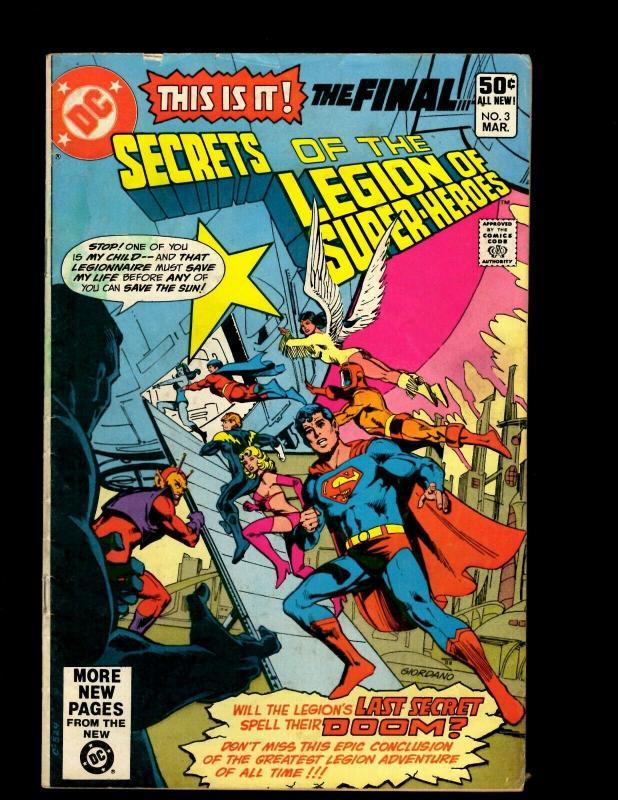 12 Comics IVampire 318 Legion 3 Superman 369 Super Friends 20 Hawkman 11 + J412