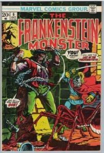 Frankenstein 6 Oct 1973 VF (8.0)