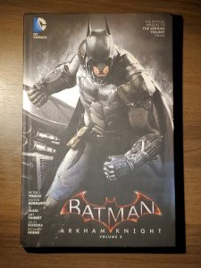 Batman: Arkham Knight HC VOL 02 (2016) - Used, Very Good