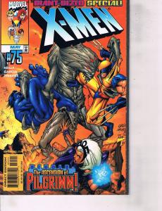 Lot Of 2 Marvel Comic Books X-Men #75 and #70 Ironman Thor ON4