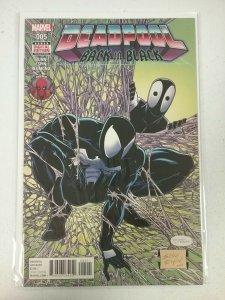 Deadpool: Back in Black #5 Marvel Comic 2017 NW94