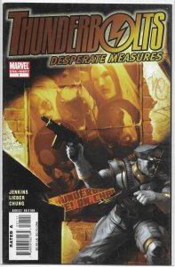 Thunderbolts  : Desperate Measures   #1 FN Jenkins