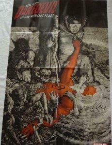 DAREDEVIL Promo Poster, 24 x 36, 2012, MARVEL Dr Ock, Unused 248