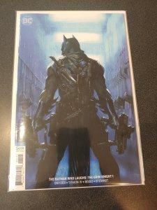 Batman Who Laughs GRIM KNIGHT#1 Dell'Otto VIRGIN Variant NM