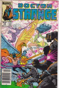 Doctor Strange #73