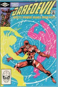 Daredevil 178 Jan 1982 NM- (9.2)