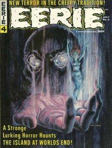 Eerie (1965 series) #4, VG+ (Stock photo)