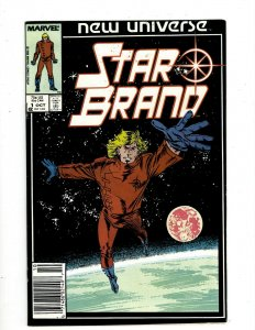 Lot of 15 Star Brand Comics #1 2 3 4 5 6 7 8 9 10 11 12 13 14 Annual #1 SB1