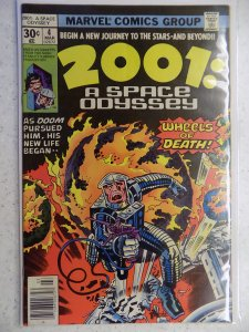 2001, A Space Odyssey #4 (1977)