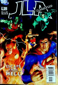 JLA: Classified #15 (2006)