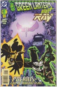 Green Lantern Plus #1