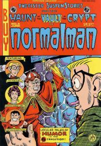 Normalman #3 FN; Aardvark-Vanaheim   save on shipping - details inside