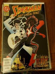 Starman #40 (1991)