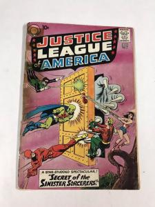 Jla Justice League Of America 2 2.0 Good Tape On Spine Dc Silver Age Cover Dtach