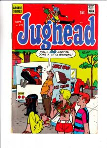 Jughead, Archie's Pal #172 (Sep-69) VF High-Grade Archie, Betty, Veronica, Re...