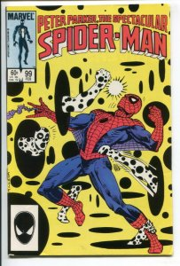 SPECTACULAR SPIDER-MAN (1976 MARVEL) #99 FN/VF NM