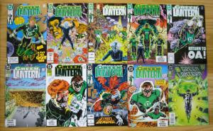 Green Lantern #0 & 1-181 VF/NM complete series + annual 1-9 + 1,000,000 +variant