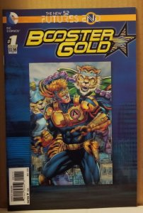 Booster Gold: Futures End #1 (2014)
