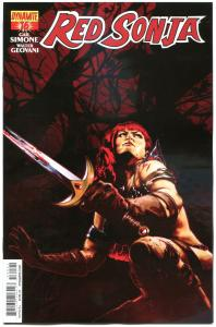 RED SONJA #16, NM-, She-Devil, Sword, Cat Staggs, 2013, more RS in store