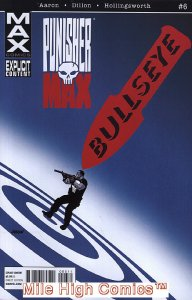 PUNISHERMAX (PUNISHER MAX) (2009 Series) #6 Near Mint Comics Book