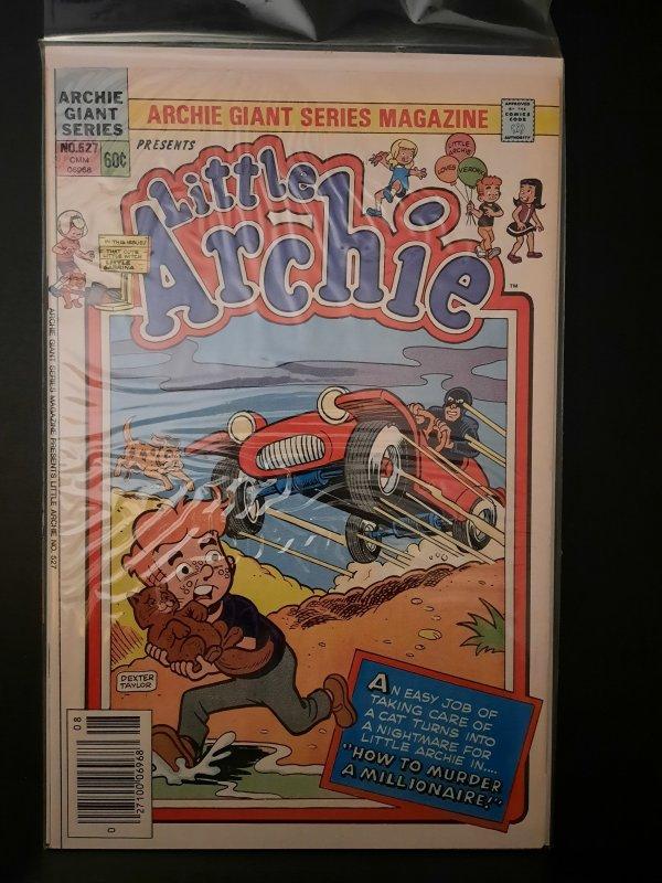 Archie Giant Series Magazine #527 (1983) Little Archie