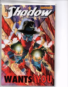 Dynamite Comics (2012) The Shadow #7 Alex Ross Cover