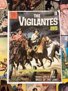 The Vigilantes #15 VG 4.0 western classic USA americana SILVER AGE comics