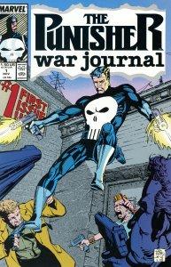Punisher War Journal 1  1988  9.0 (our highest grade)   Jim Lee Art