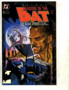 12 Shadow of the Bat DC Comics # 5 6 22 26 27 28 30 31 32 33 34 35 J342