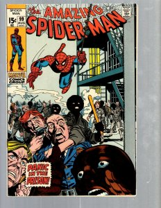 Amazing Spider-Man # 99 VF/NM Marvel Comic Book MJ Vulture Goblin Scorpion TJ1