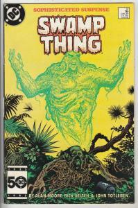 Swamp Thing #37 (Jun-85) NM/NM- High-Grade Swamp Thing