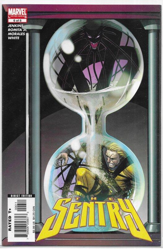 Sentry (vol. 2, 2005) #6 of 8 VF Jenkins/Romita Jr., Void