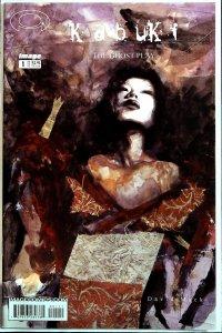 Kabuki: The Ghost Play #1 (2002)