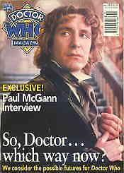 Doctor Who Magazine #246 VF/NM Marvel UK - save on shipping - details inside