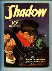 The Shadow Pulp Dec 15 1939-Graves Gladney cover