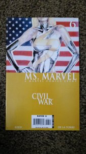 Ms. Marvel #6 (2006) VF-NM