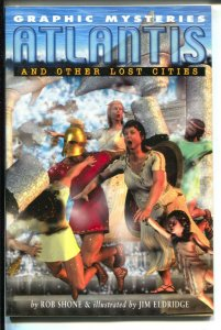 Atlantis And Other Lost Cities-Rob Shone-2006-PB-VG/FN