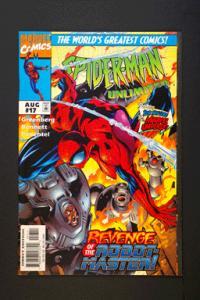 Spider-Man Unlimited #17 August 1997