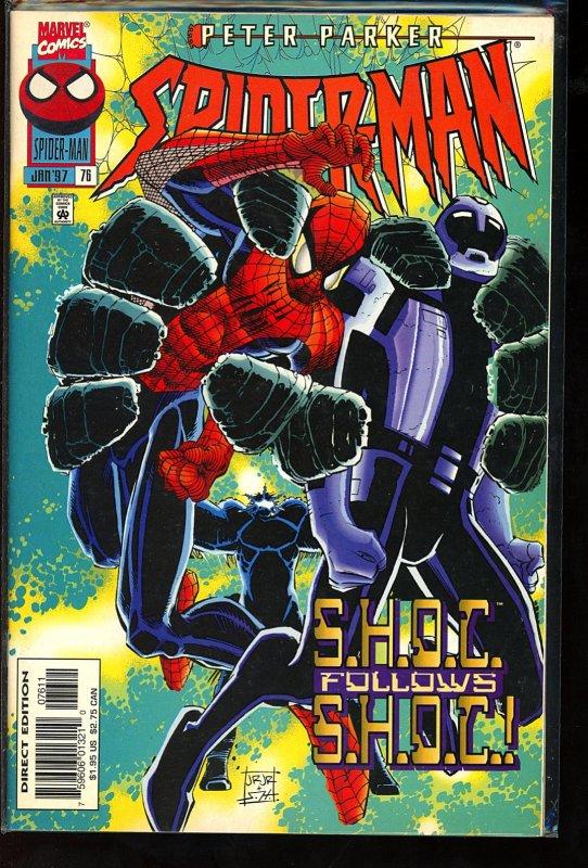 Spider-Man  #76 (1997)