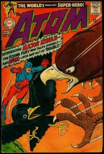 The Atom #37 1968- Major Mynah- Gil Kane- DC Comics G