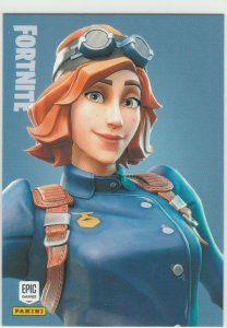 Fortnite Airheart 153 Rare Outfit Panini 2019 trading card series 1