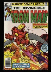 Iron Man #147 NM+ 9.6 Marvel Comics